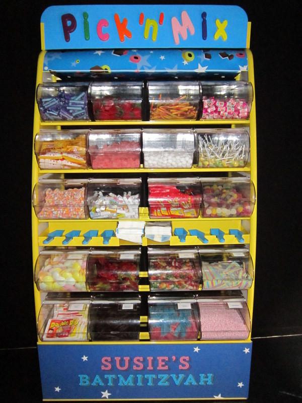 pick n mix bar mitzvah kosher sweets