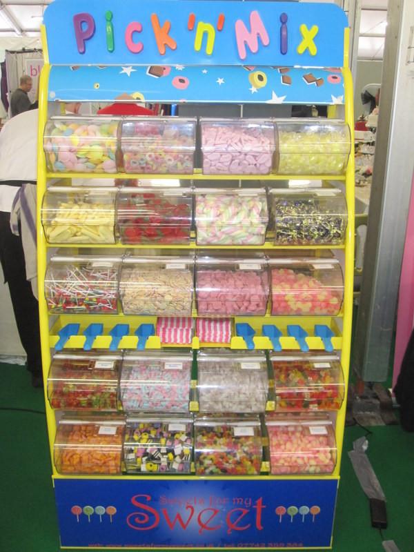pick n mix exhibition