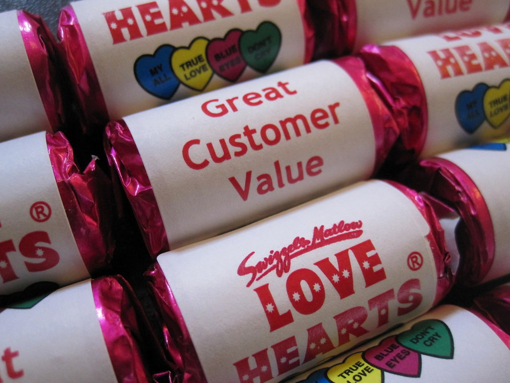business love hearts