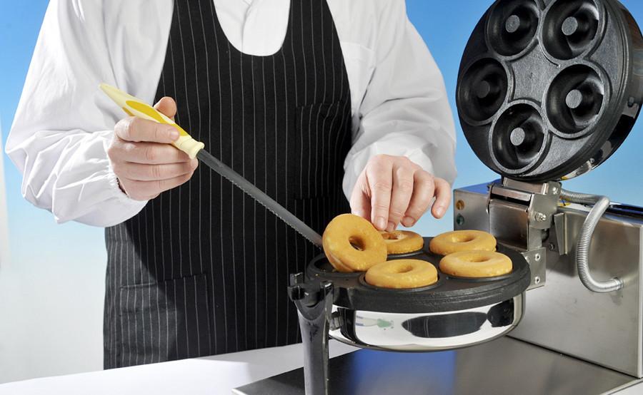 doughnut hire events
