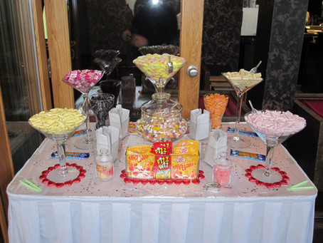london sweet table hire