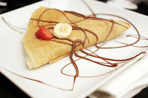 crepe at event