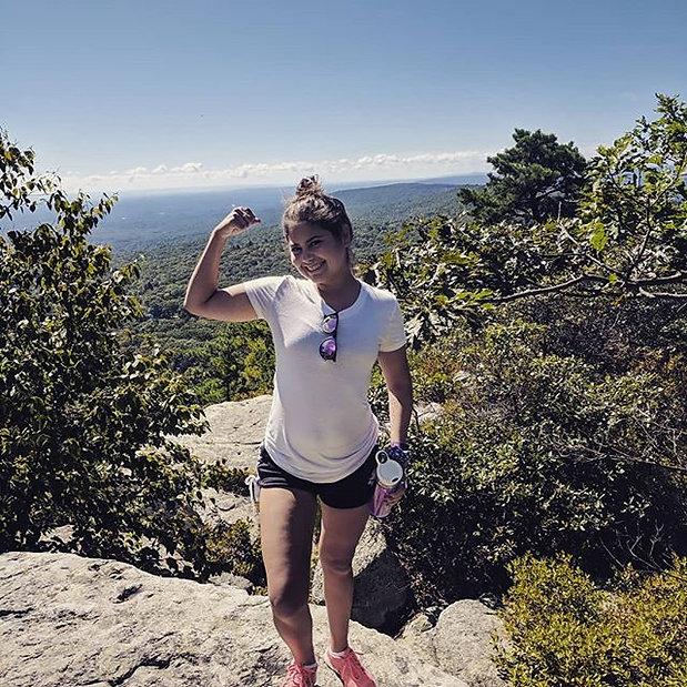 Sunday funday hike with the family 😍 I'