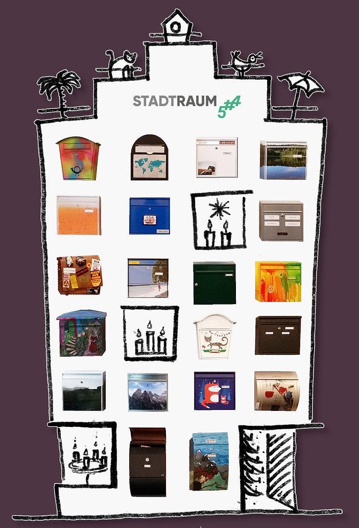 stadtraum 5#4 adventskalender 2020