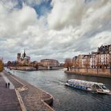 La seine_Notre dame de Paris