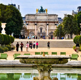 ParisJardin des tuileries