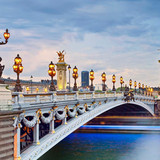 Paris _Pont Alexandre III