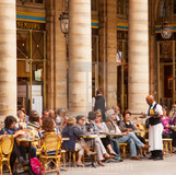 Café Le Nemours