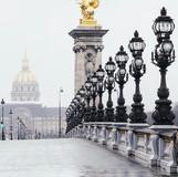 Paris_Pont Alexandre III_Invalide
