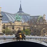 Paris_Pont Alexandre III_Grand palais