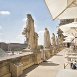 Cafe Richelieu Terrasse