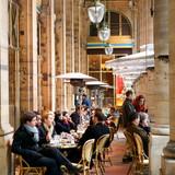 Paris_Café le nemours