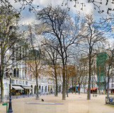 Paris_Place dauphine