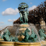 Paris_Fontaine de l'Observatoire