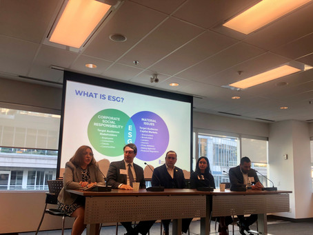 Cannabis  and Good Governance: Can ESG Help Grow Institutional Investment?
