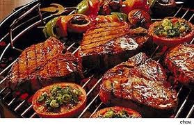 hcg diet bbq recipes