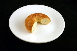 hcg diet food menu - bagel