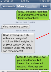 Marci Lost 160 Pounds on Her HCG 2.0 Diet – While Battling MS