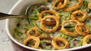 hcg diet recipes - green bean casserole
