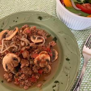 HCG Recipe-Smarter Spaghetti