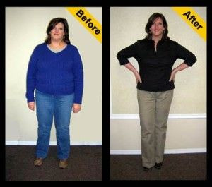 Sheri - hcg diet before and after success testimonials