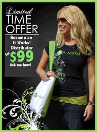 Become an It Works Distributer