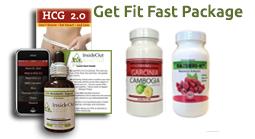 get-fit-fast hcg diet package