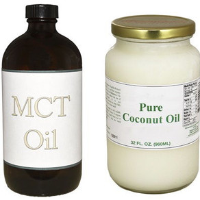 MCT Oil and Coconut Oil to Enhance Ketosis and Weight Loss