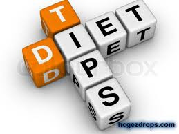 Tips to help you begin and start your HCG diet plan