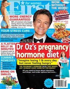 Pregnancy Hormone Diet; A.K.A HCG Diet