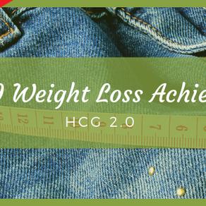 HCG 2.0 – Weight Loss Achievers Challenge 2019