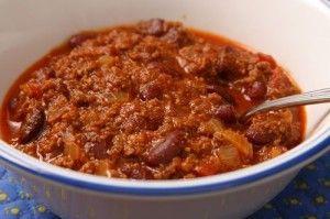 hcg diet chili recipe