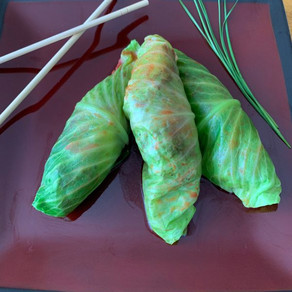 HCG 2.0 Recipe – Thai Stuffed Cabbage Rolls