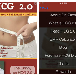 Get The HCG 2.0 Mobile App to Accompany Your HCG Diet
