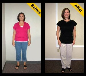 HCG diet drops before and after