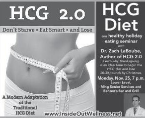HCG Weight Loss Seminar