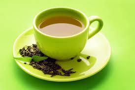Green Tea Helps Fight Weight Gain