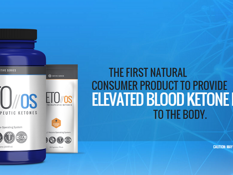 How To Bio-Hack Your Body for Sustained Ketosis With Exogenous Ketones