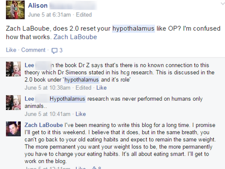 Can the HCG Diet Reset Your Hypothalamus and Metabolism