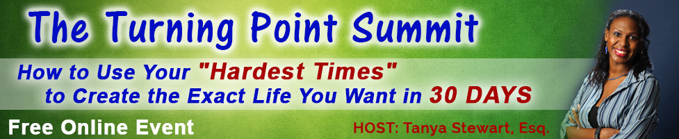 Turning Point Summit Banner