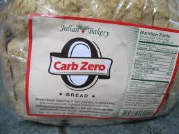 """HCG diet bread"""