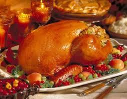 thanksgiving for HCG diet loading days