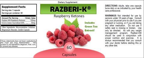 Raspberry Ketones increase weight loss on HCG diet