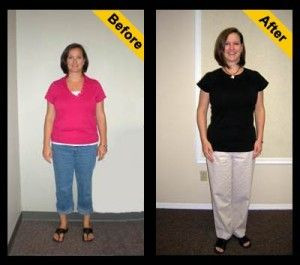 hcg diet before and after pics