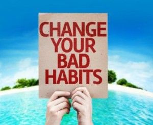 change your eating habits for HCG diet and weight loss