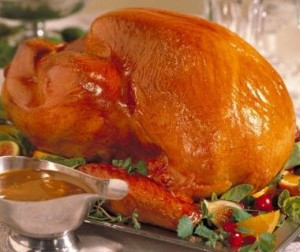HCG diet for Thanksgiving