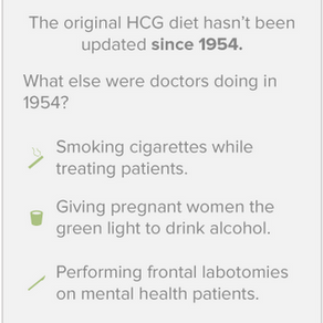 The Original HCG Diet Is Just Plain Old – There's a Better Way