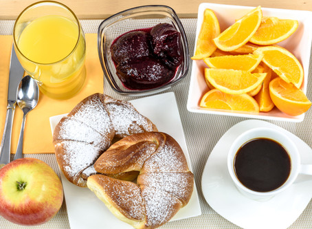 Break Away from Boring Continental Breakfasts