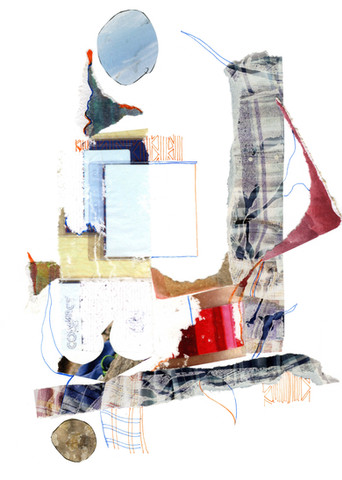 Abstract Collage Art 20
