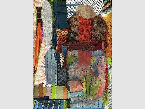 Collage Art - 49 (print)